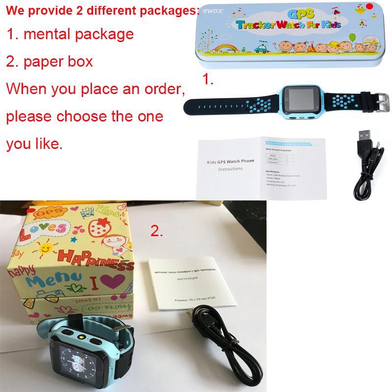 Đồng hồ định vị trẻ em nghe gọi 2 chiều có màn hình cảm ứng QQ2 bán chạy