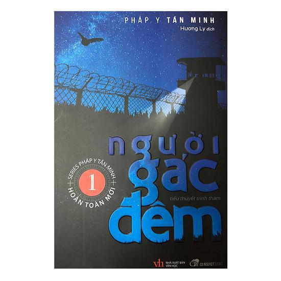 Mua Sách - Người gác đêm - Pháp Y Tần Minh