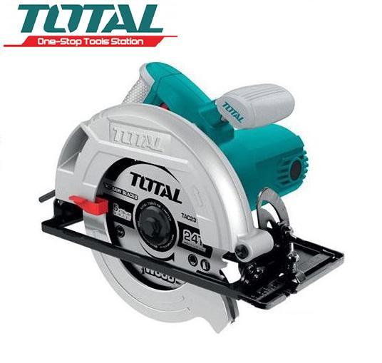 185MM-1400W MÁY CƯA ĐĨA TRÒN TOTAL TS1141856