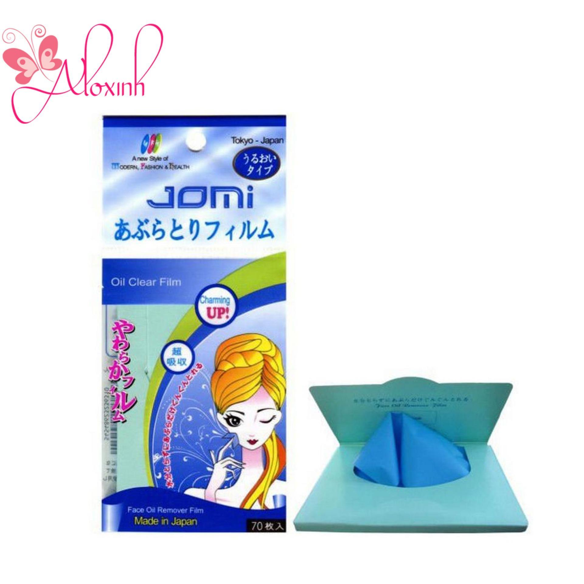 Hình ảnh Giấy thấm dầu Jomi Nhật Bản - Aloxinh88