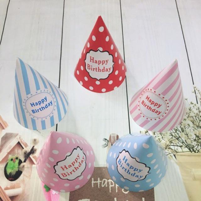 Hình ảnh 5 Mũ sinh nhật cho bé