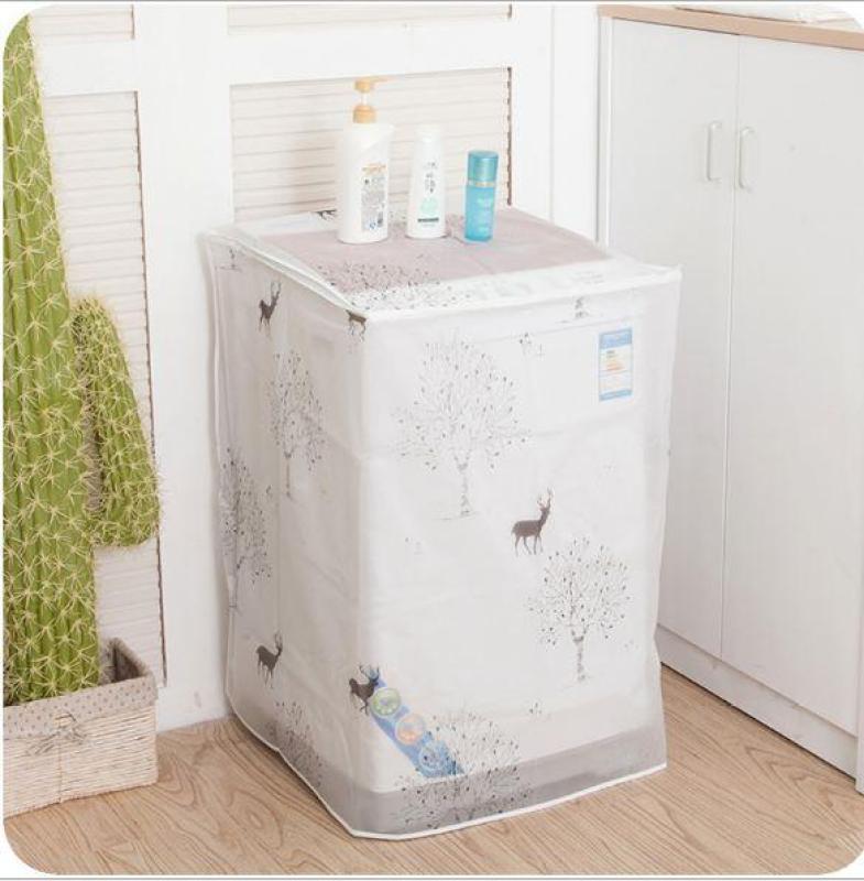 Áo Trùm Máy Giặt Loại Dày - Cửa Trên - Cửa Trước