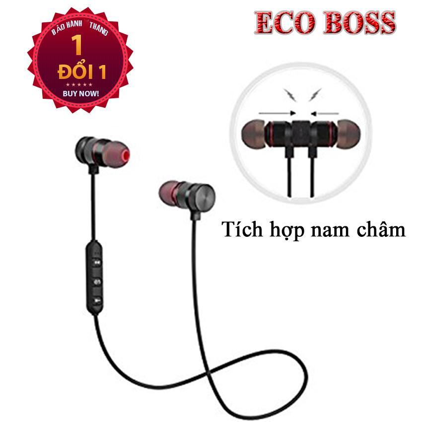Hình ảnh [ XẢ KHO 3 NGÀY] Tai nghe Bluetooth S8 - Tai nghe không dây + Tặng kèm dây sạc 28K - Eco Boss