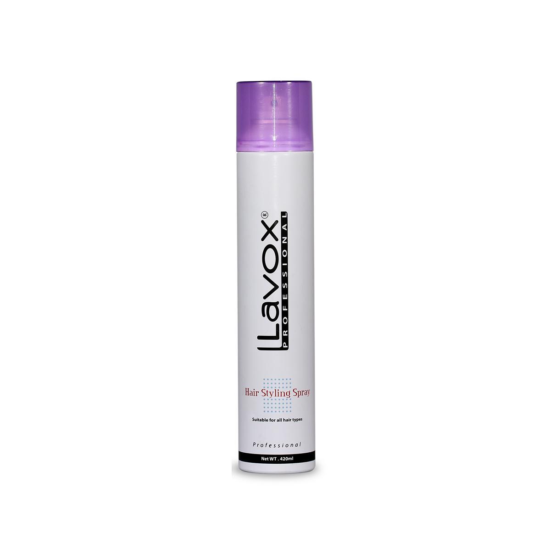 Keo xịt tóc Lavox mềm