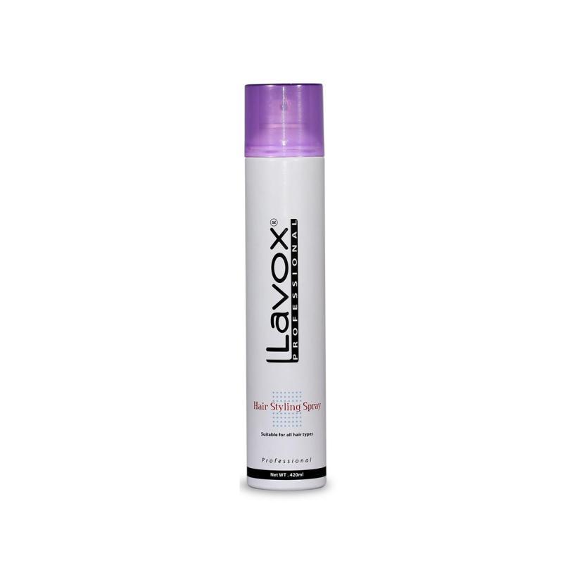 Keo xịt tóc Lavox mềm nhập khẩu