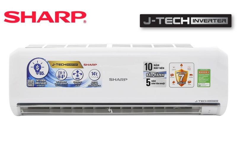 Bảng giá Máy lạnh Sharp inverter 2 HP AH-X18UEW