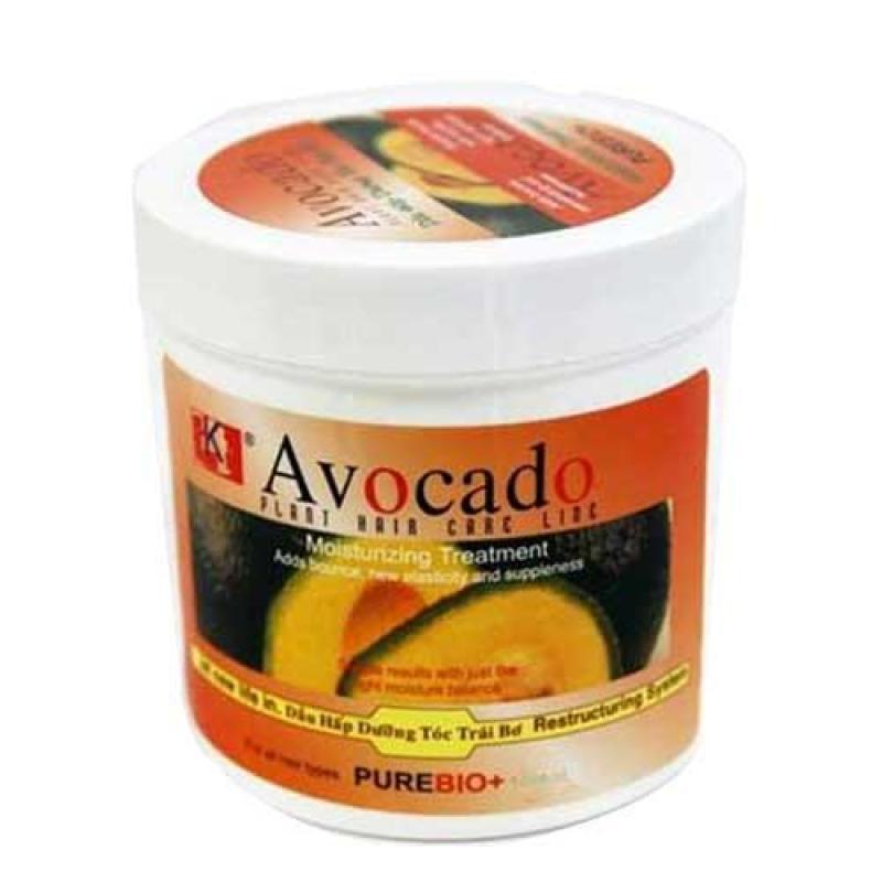 Kem ủ mượt tóc trái bơ Avocado 500ml nhập khẩu