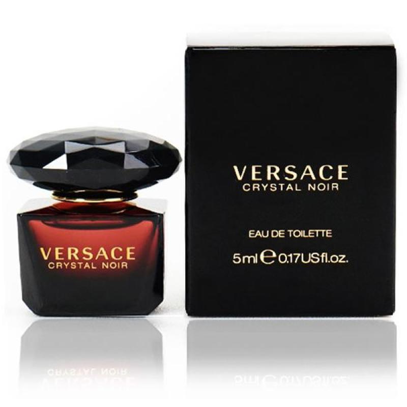 Nước hoa nữ VERSAC Crystal Noir Eau De Toilette 5ml