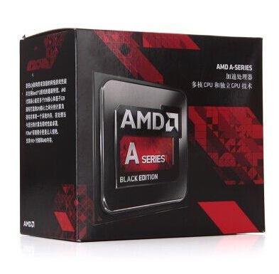 AMD A10 7860 K 3.6G Clock Empat Inti 65 W R7 Inti FM2 + Kotak Prosesor CPU