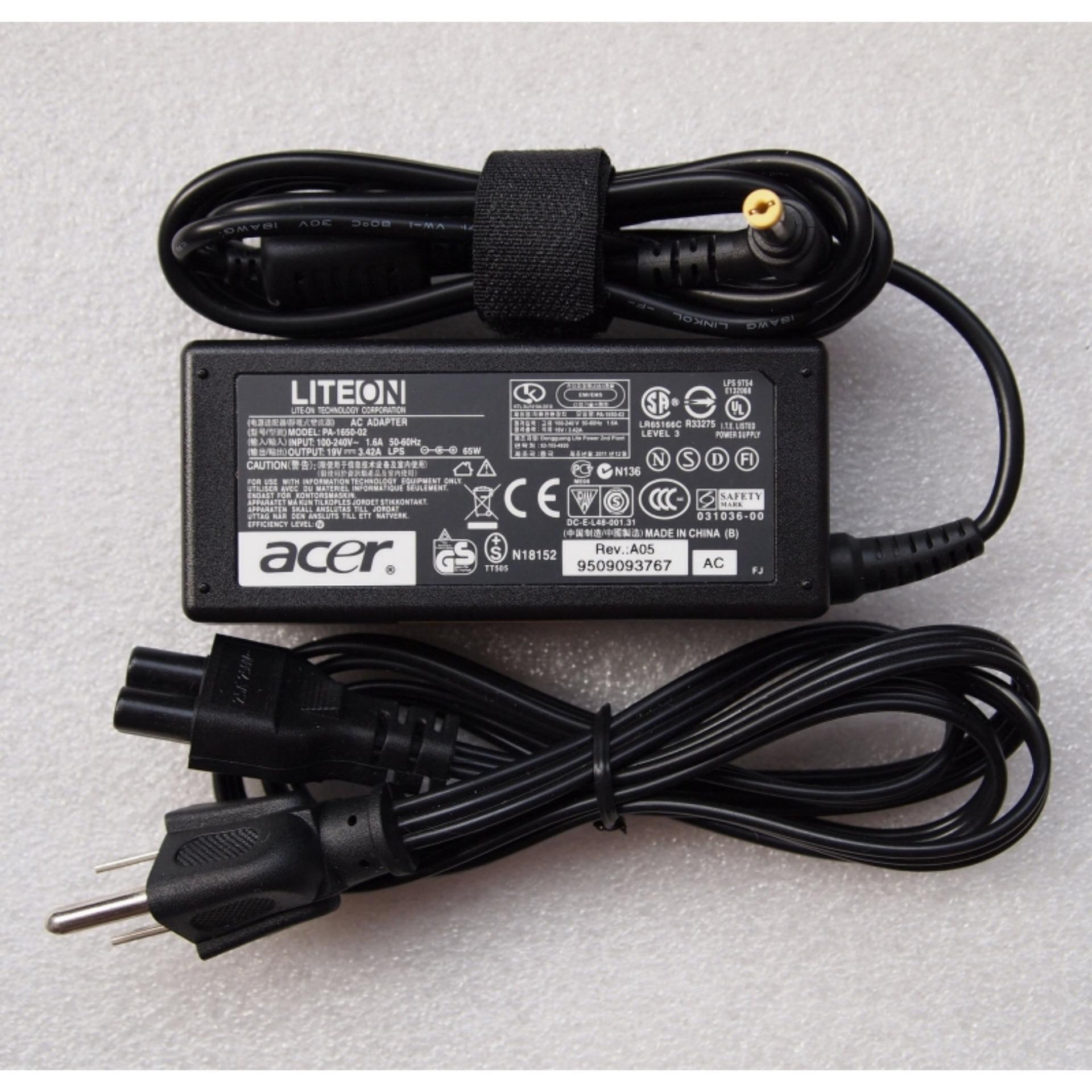 Giá Sạc Laptop ACER/LITEON 19V-3.42A