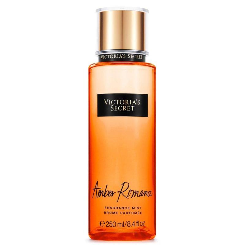 Xịt toàn thân Victorias Secret Body Mist hương Amber Romance 250ml