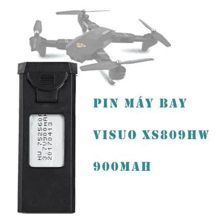 Hình ảnh PIN MÁY BAY VISUO XS809/ XS809W/ XS809HW