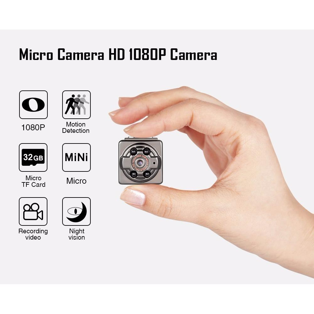Hình ảnh SQ8 Mini Sport DV Camera 1080P Full HD Car DVR Dash Cam Camcorder12MP