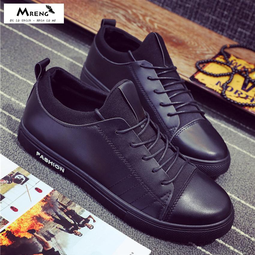 Hình ảnh Giày Sneaker Nam Cao Cấp (GIÁ HỦY DIỆT) - MRENG MS05