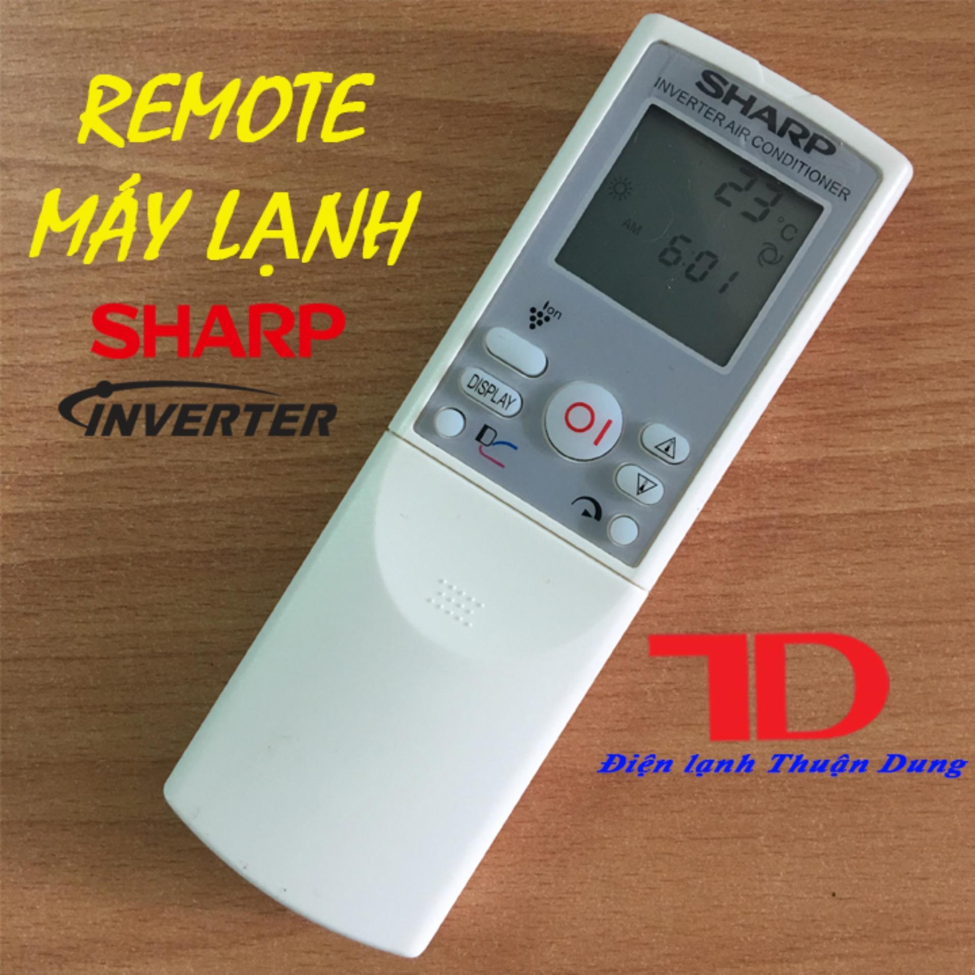 Remote máy lạnh SHARP inverter