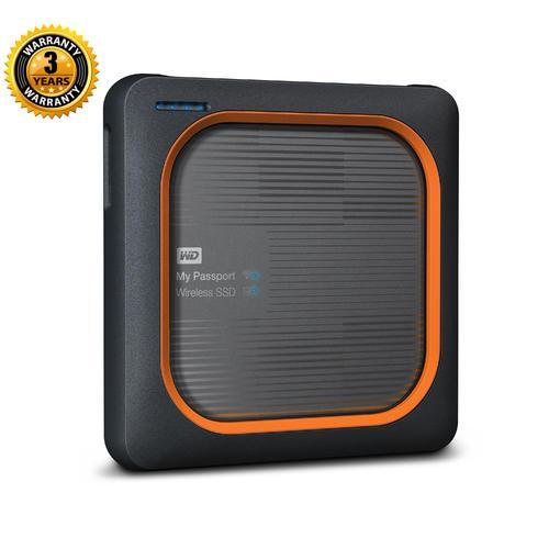 Hình ảnh Ổ cứng không dây WD My Passport Wireless SSD 500GB