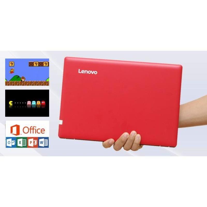 Laptop Lenovo Ideapad 100s  mini ram 2gb lưu trữ 32gb hàng nhập khẩu 2018 full box