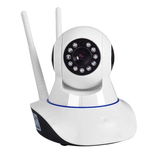 Camera HD Wireless IP quan sát và báo động Hola - xoay 360 độ 1