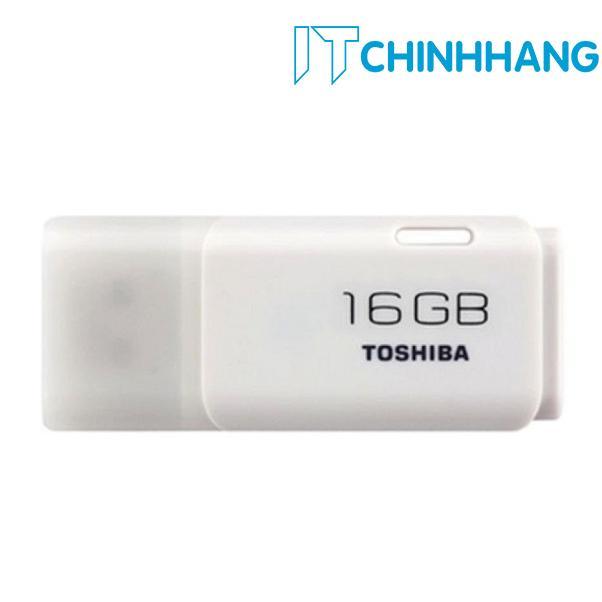 USB 16Gb Toshiba HAYABUSA U202 (2.0) - HÃNG PHÂN PHỐI CHÍNH THỨC