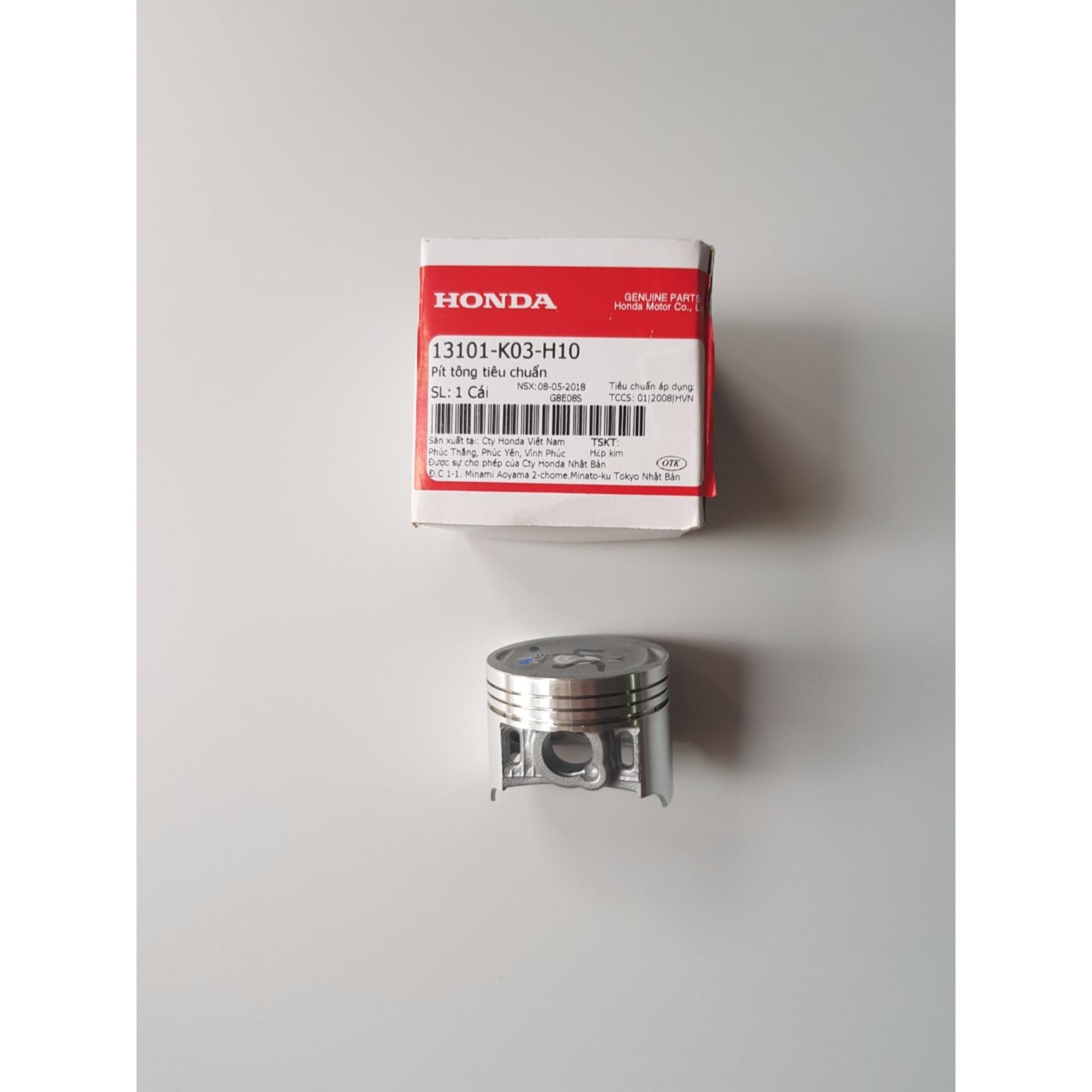 Piston (tiêuchuẩn cos 0.00) WAVE RSX 110 2014 đến 2016 (Mã số:13101K03H10)