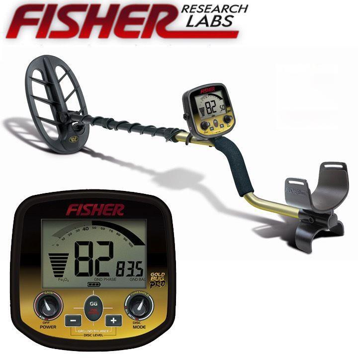 Máy Dò Tìm Vàng Cốm Gold Bug Pro Fisher