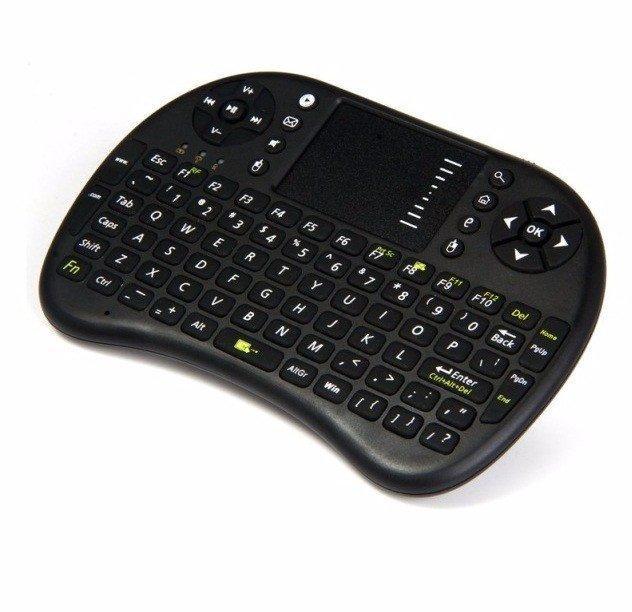 Hình ảnh Chuột Bay Kiêm Bàn Phím Không Dây UKB500 Cho Smart Tivi & Android Box(Đen)