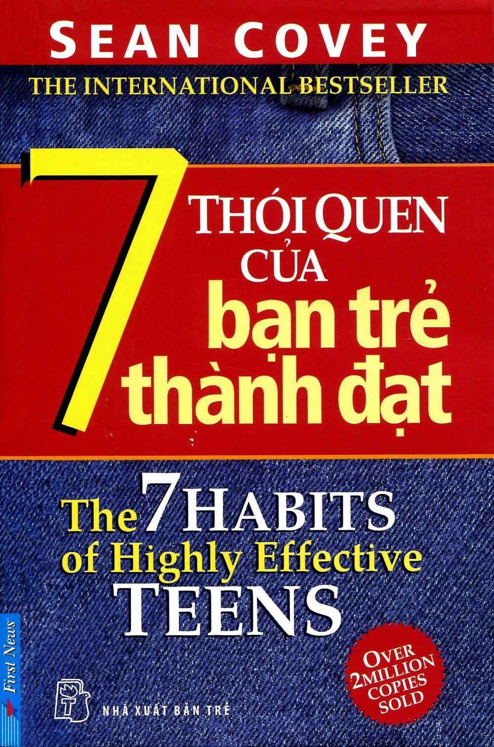Mua 7 Thói Quen Của Bạn Trẻ Thành Đạt (Tái Bản)