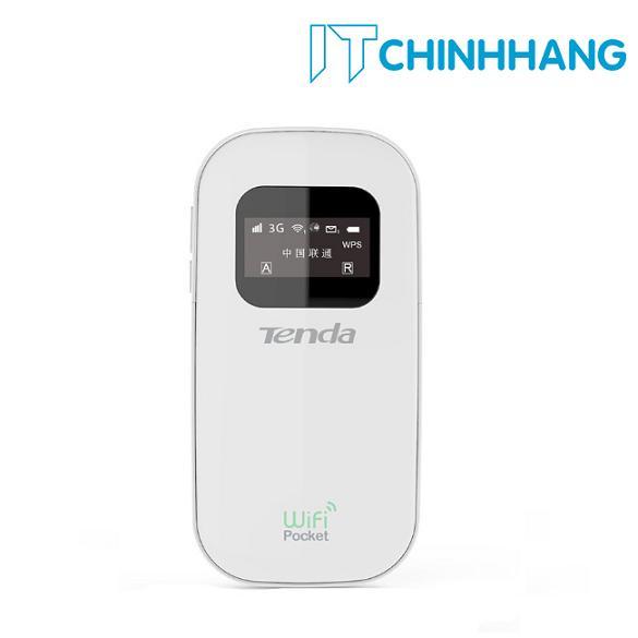 Hình ảnh Bộ Phát Wifi Di Động TENDA 3G185 - Hãng Phân Phối Chính Thức