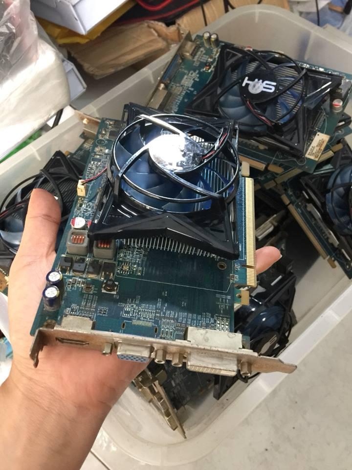 CARD 6670 1G DDR5