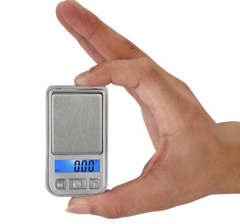 Cân điện tử tiểu ly 200g-0.01g cân mini bỏ túi B.204