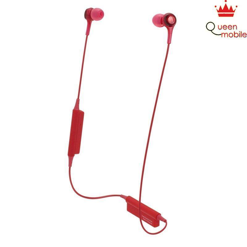 Tai nghe in-ear bluetooth Audio-Technica ATH-CK200BT  [giá tốt] – Review và Đánh giá sản phẩm