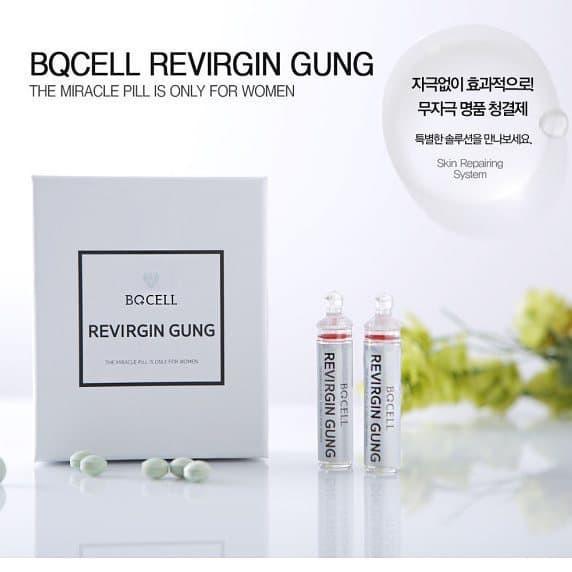 Viên đặt se khít hồi trinh Re virgin Bqcell_1 ống 6 viên