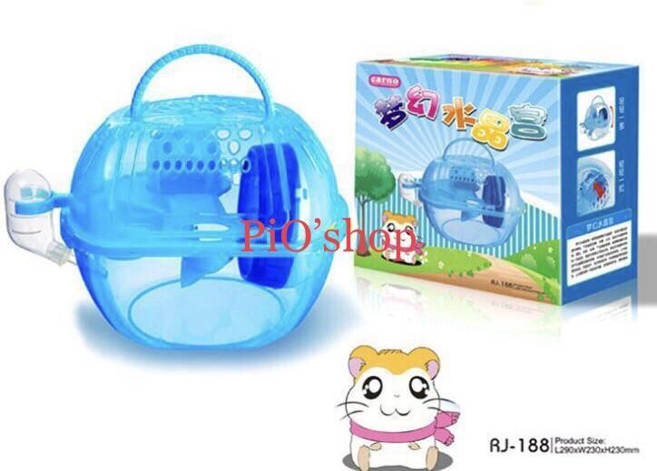 Mua Lồng Hamster Xach Tay Tao Tron No Brand