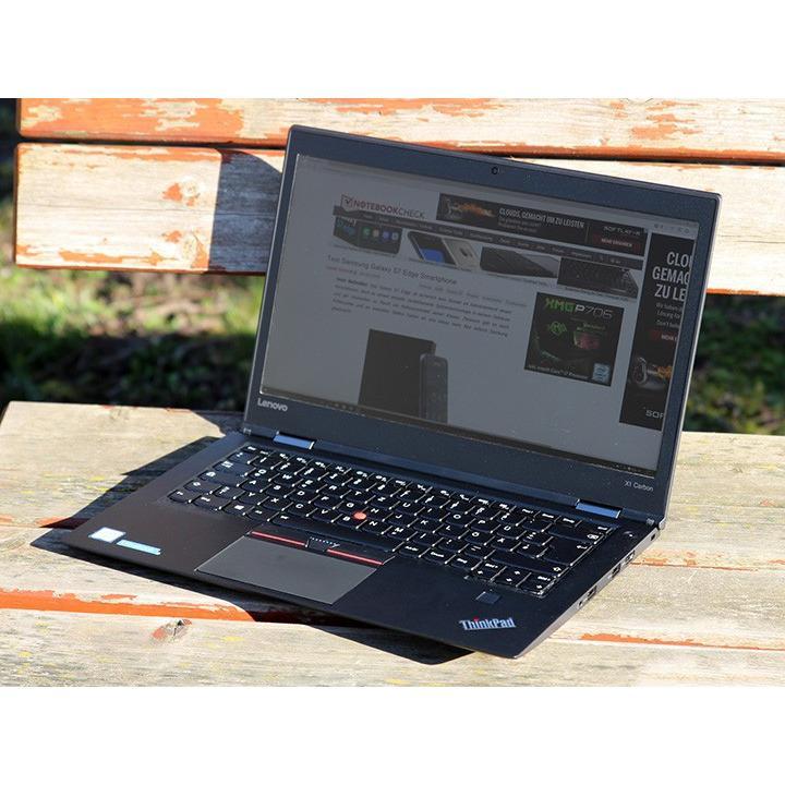 Hình ảnh Laptop Thinkpad X1 Carbon Gen 4 I5 - Hàng Nhập Khẩu