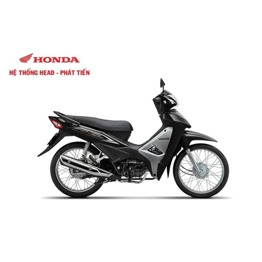 Giá Bán Xe Số Honda Alpha 110Cc 2017 Đen Rẻ