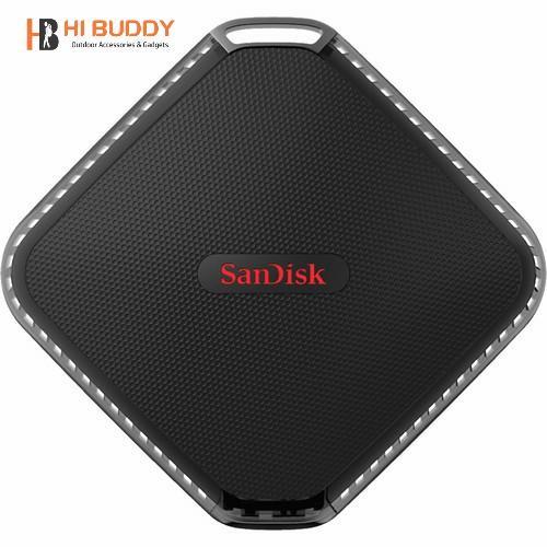 Hình ảnh Ổ cứng gắn ngoài SanDisk 250GB Extreme 500 Portable SSD SDSSDEXT-250G-G25