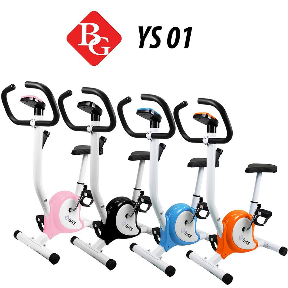 Hình ảnh BG - Xe đạp tập thể dục tại nhà EXERCISE BIKE-YS01(Đen)