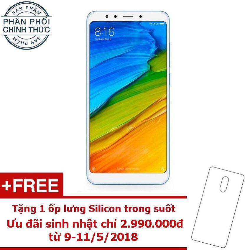 Ôn Tập Xiaomi Redmi 5 32Gb Ram 3Gb Xanh Hang Phan Phối Chinh Thức Vietnam