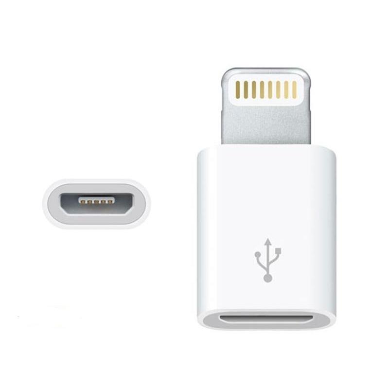 Hình ảnh ĐẦU CHUYỂN MICRO USB SANG LIGHTNING
