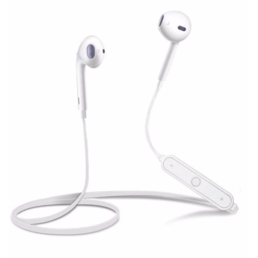 Tai nghe bluetooth sports headset S6 siêu bass không dây( giao mầu ngẫu nhiên ) tặng kèm Pin sạc 9800 vỏ Kim Loại