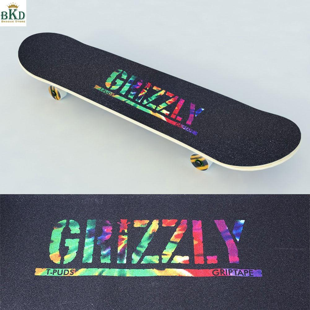 Skateboard Sandpaper Kids Children Toy Accessory Anti Slip Durable 84*23CM