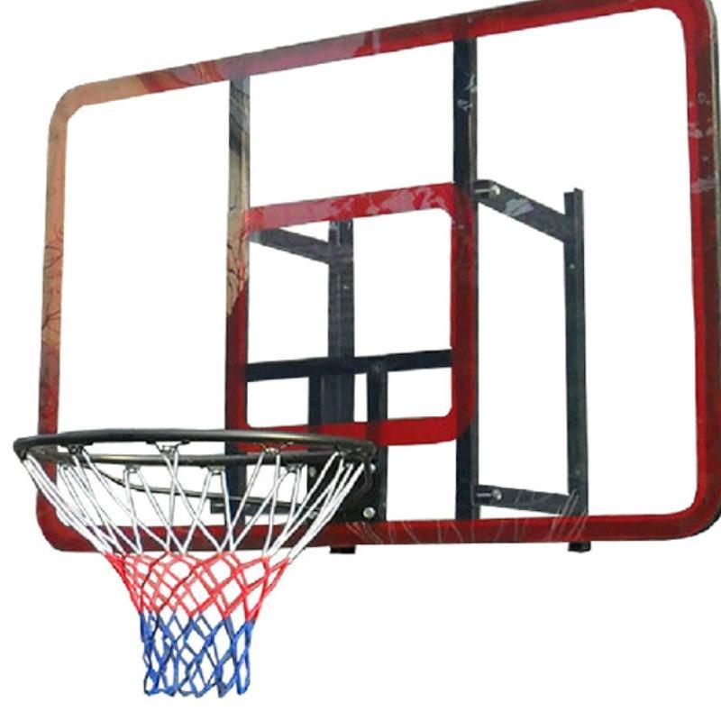 Basketball Rim Mesh Net 3mm Thread 12 Loops Non-Whip Basketball Net Heavy Duty Nylon Net Fits Standard Basketball Rims - Intl By Kerno Store.
