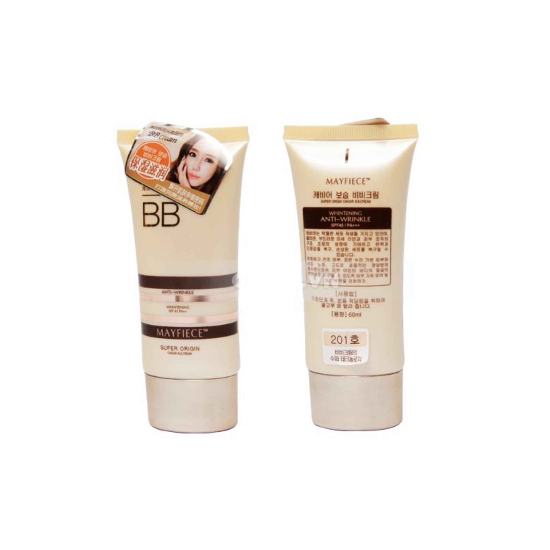Hình ảnh Beauty Cream Collagen Mayfiece chống nắng