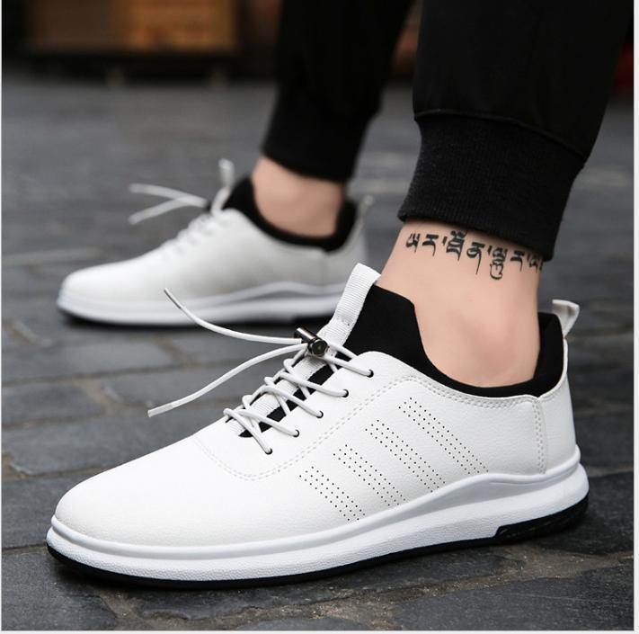 Giầy Nam Sneaker Da Cao Cấp 017 Oem Rẻ Trong Việt Nam