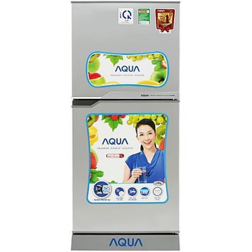 Hình ảnh Tủ lạnh AQUA AQR-125BN(SS) 123 Lít