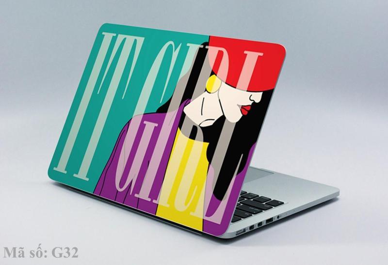 Dán Laptop cao cấp hiệu V-NO