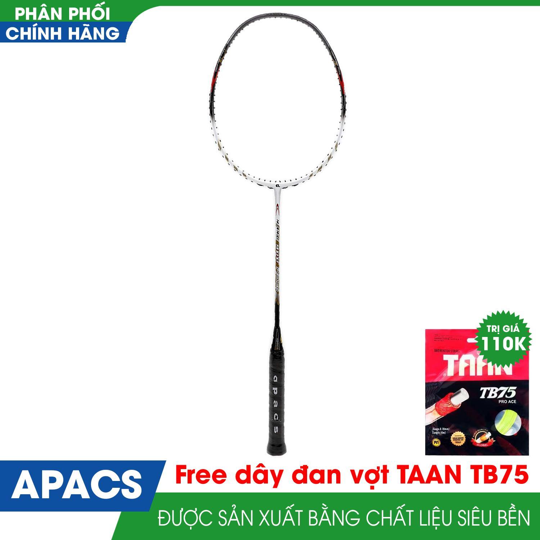 Hình ảnh Vợt cầu lông APACS NANO 900 Power (Trắng)