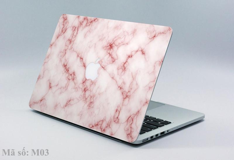 Decal laptop V-NO cho Macbook