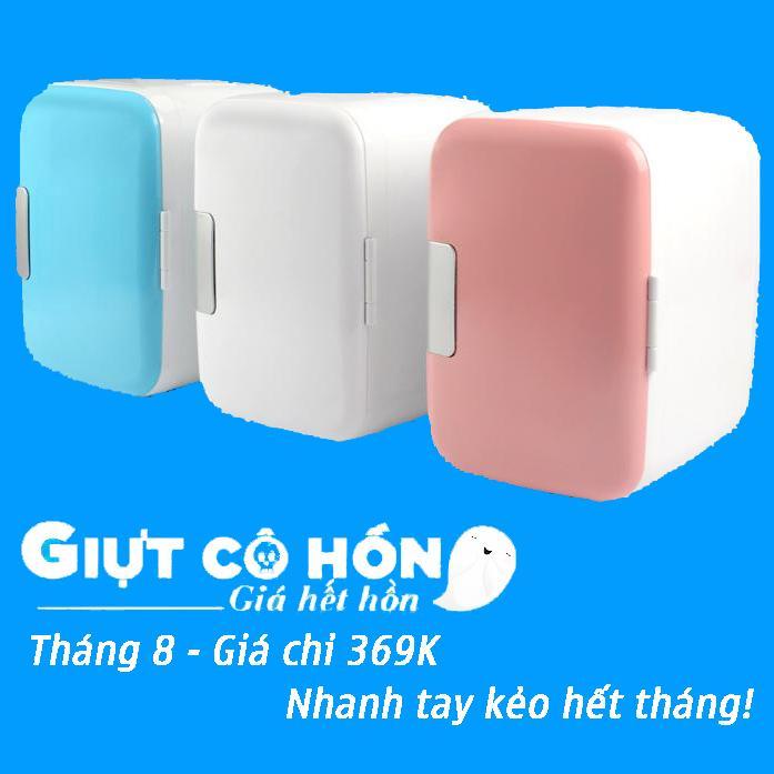 Hình ảnh [Giá chỉ 369k + Miễn phí quà tặng] Tủ lạnh mini hộ gia đình và xe hơi VegaVN - 4Lít
