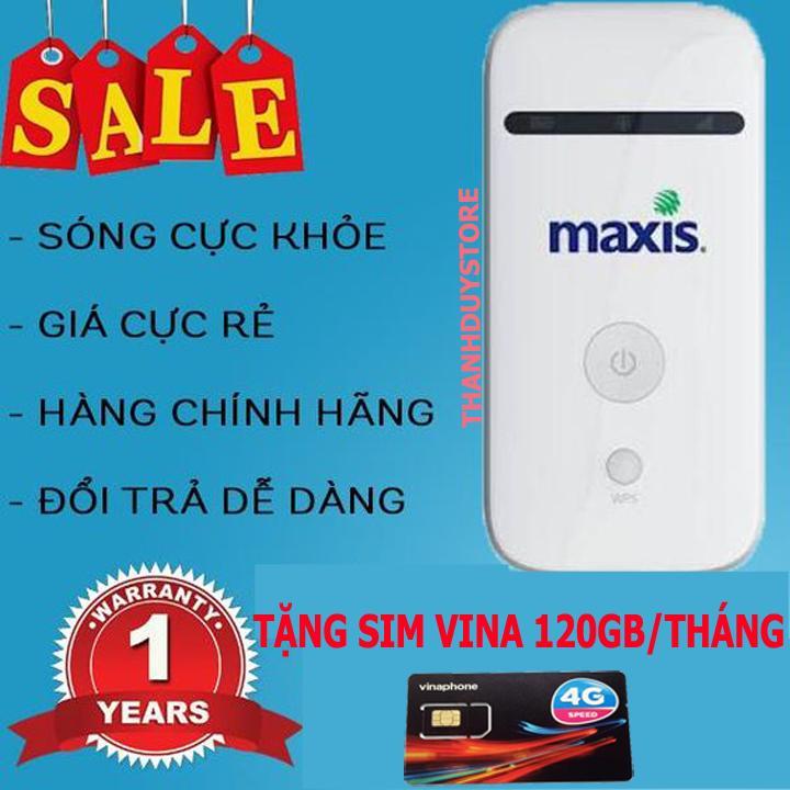 Hình ảnh Bộ Phát WiFi 3G 4G ZTE MAXSI - Chất Lượng Đến Từ Nhật Bản Kết Nối Nhiều Thiết Bị Cùng Lúc + Tặng Kèm SIM 4G 120GB/Tháng